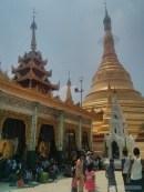 Yangon - Shwedagon pagoda 10