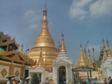 Yangon - Shwedagon pagoda 13