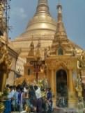 Yangon - Shwedagon pagoda 24