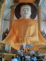 Yangon - Shwedagon pagoda 30