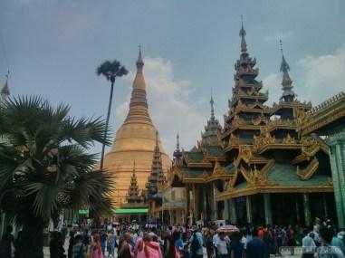 Yangon - Shwedagon pagoda 31