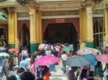 Yangon - Shwedagon pagoda 5