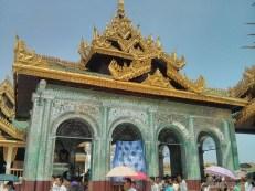 Yangon - Shwedagon pagoda 9