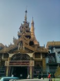 Yangon - Sule Pagoda 1