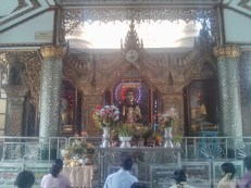 Yangon - Sule pagoda 3