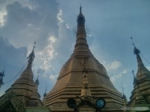 Yangon - Sule pagoda 5