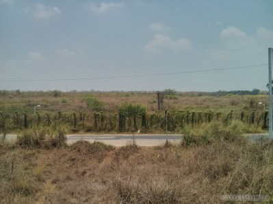 Yangon - circular train view 8