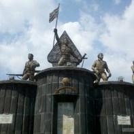 Yogyakarta - Indonesia independence