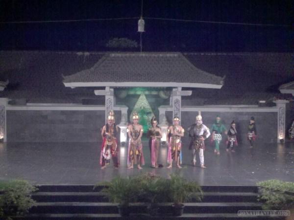 Yogyakarta arts culture - Ramayana performance 9