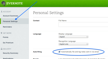 evernote-email-tags-setting