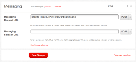 twilio-sms-messaging-settings