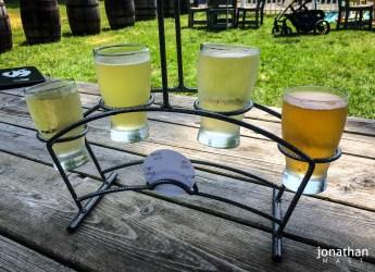 Vander Mill Cider, Spring Lake, MI - Photo by Jonathan Mast