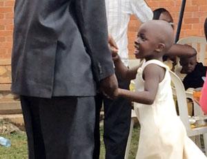 Uganda-child