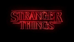 stranger things title