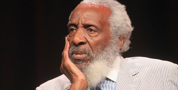 Dick Gregory Thoughts