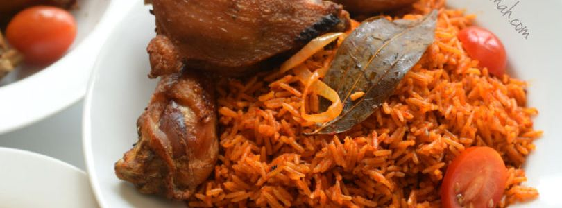 Get Out and Explore DC: DC Jollof Festival