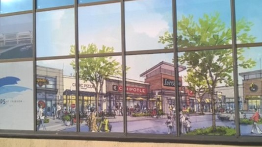 Economic Development news in Prince George's County – Redevelopment Breaks Ground in Suitland