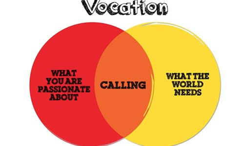 New Year Quote on Vocation
