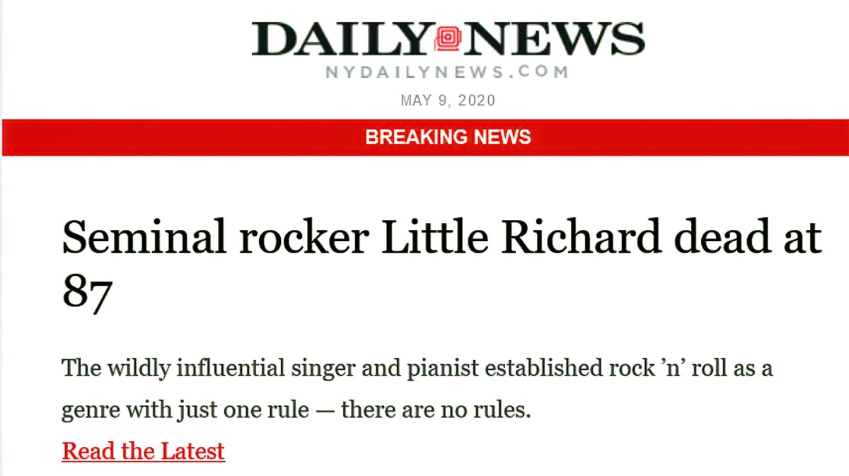 Little Richard obit-Edit