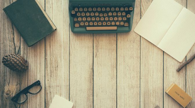 Nueva sección: Quiero escribir