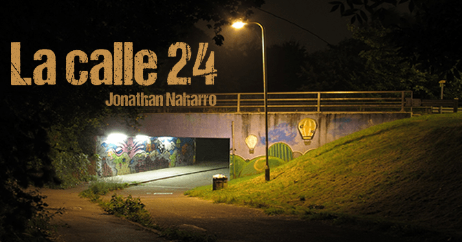 La calle 24 (relato de terror)