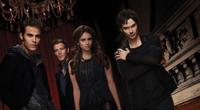 The Vampire Diaries: dispuesta a remontar en su temporada final