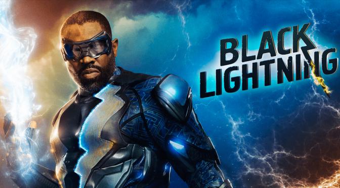 ¡Black Lightning funciona!