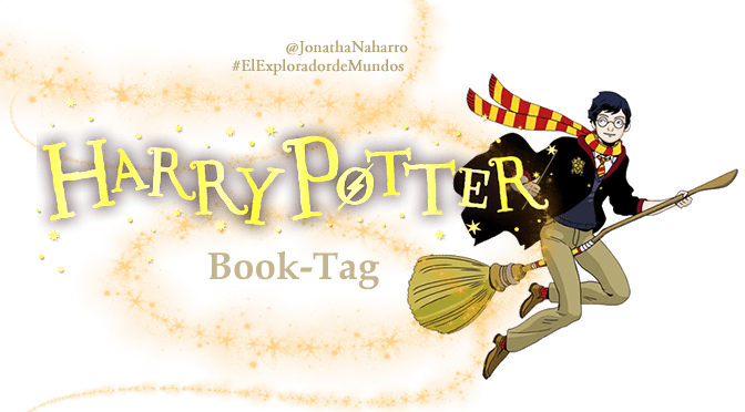 [BOOK-TAG] Harry Potter