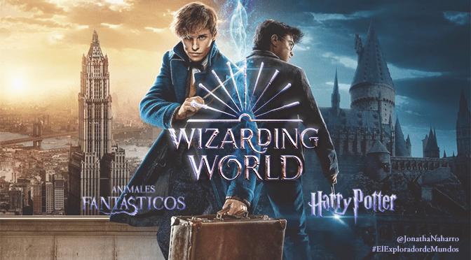 El Mundo Mágico de Harry Potter recibe logo oficial