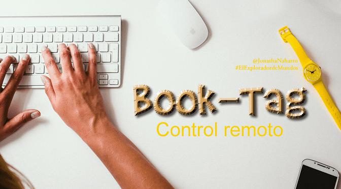 [BOOK-TAG] Control remoto