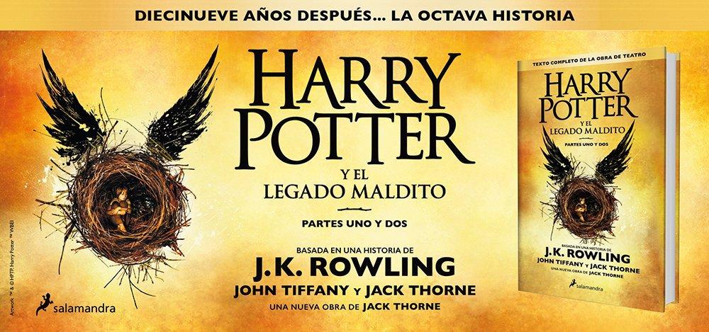 [RESEÑA] Harry Potter y el legado maldito (sin SPOILERS)