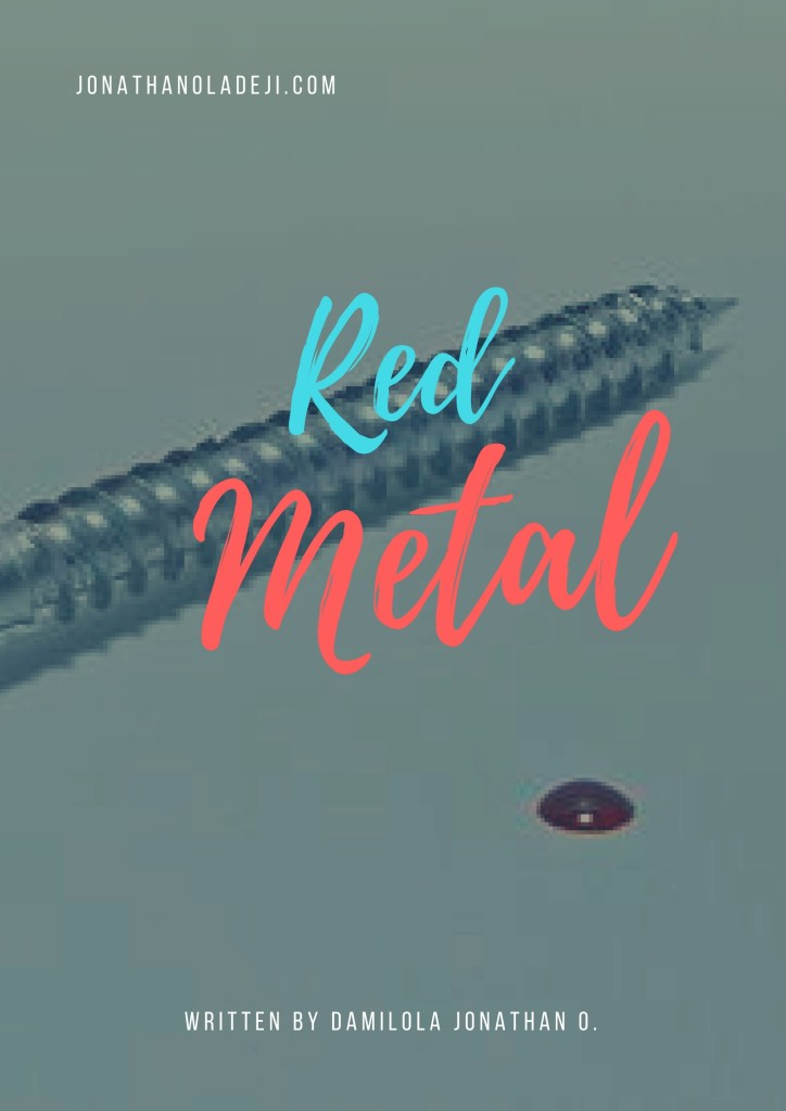 Red Metal Fiction Cover