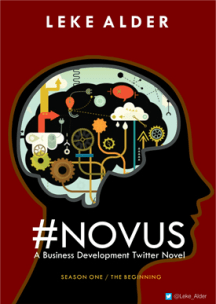 Book Review: # NOVUS by leke Alder