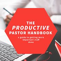 productive pastor square