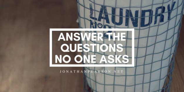 Leaders Answer the Questions No One Asks