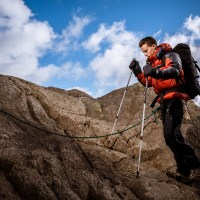 Commercial Photographer - PHD Mountain Software Shoot - August 2014