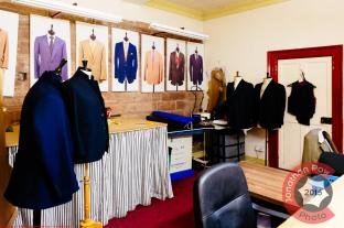 The cutting rooms - Chrichton Bespoke