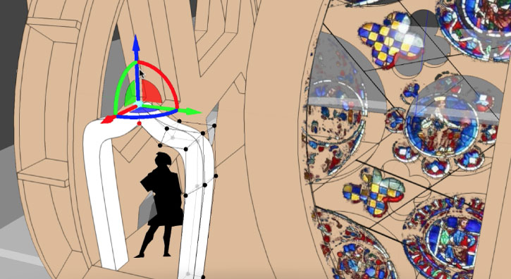 Vectorworks Spotlight Creative Modelling