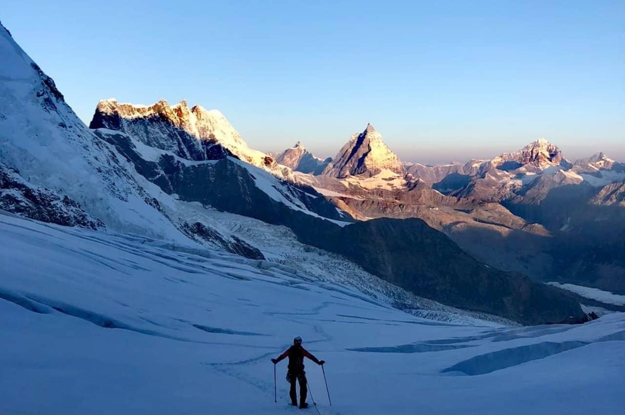 Titelbild Kosten von Hochtouren - Bergsteigen – Das kostenintensivste Hobby?