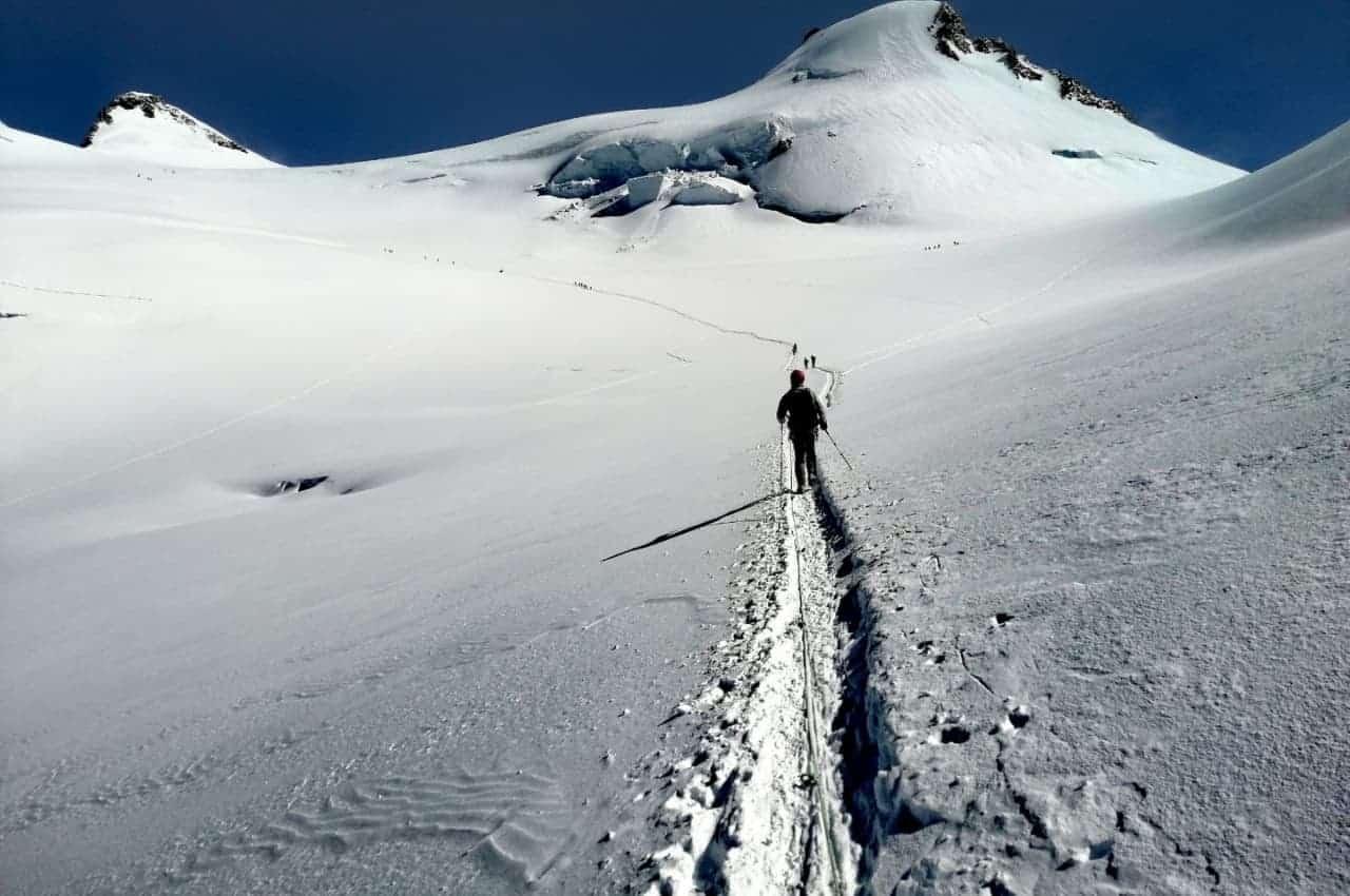 Titelbild Seilschaft - Seilschaft - Fortbewegung am Berg