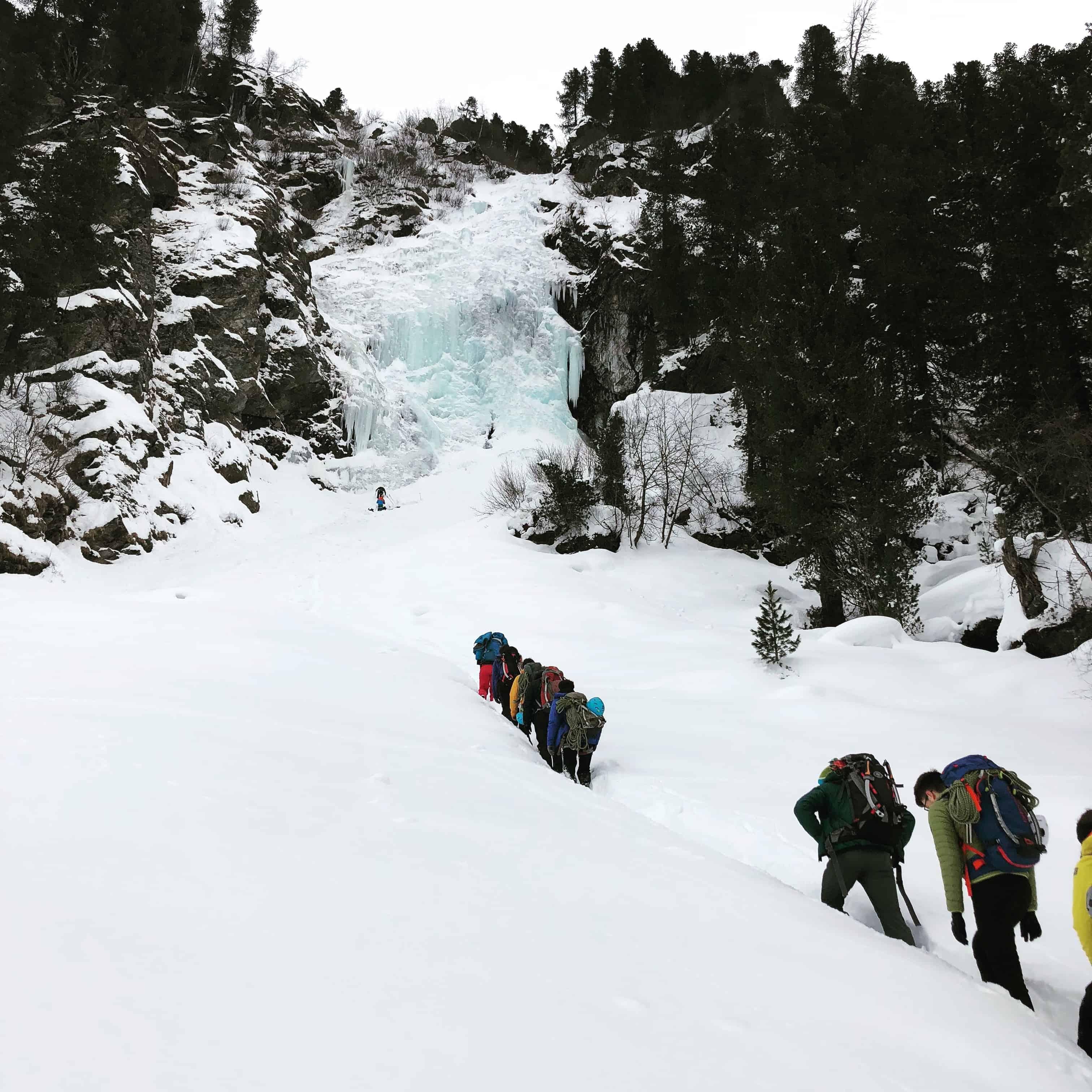 IMG 2221 - Die Vorbereitungsphase – Grundlage für jeden Bergsteiger