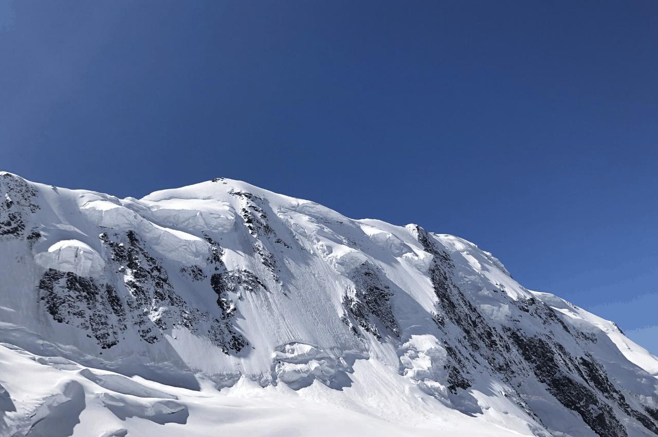 Titelbild Bergsteigen im Wallis - Bergsteigen im Wallis - das Bergsteigerparadies?