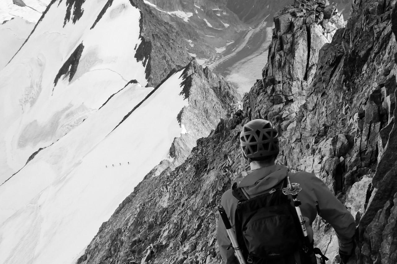 Titelbild Schattenseiten der Berge - Die Schattenseiten der Berge