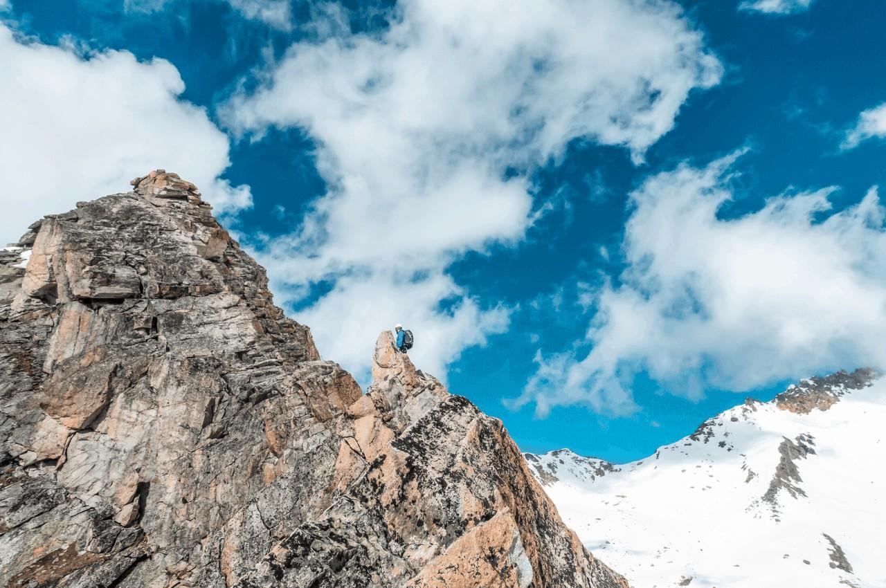 Titelbild Alpines Elementarverhalten - Hochtour - 5 Dinge, die du wissen solltest