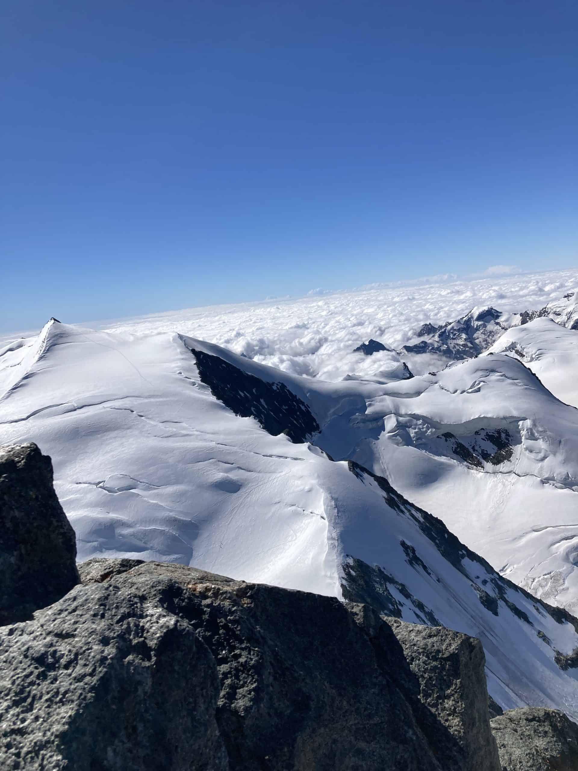 IMG 5846 scaled - Rimpfischhorn - viele Wege zum Ziel?!