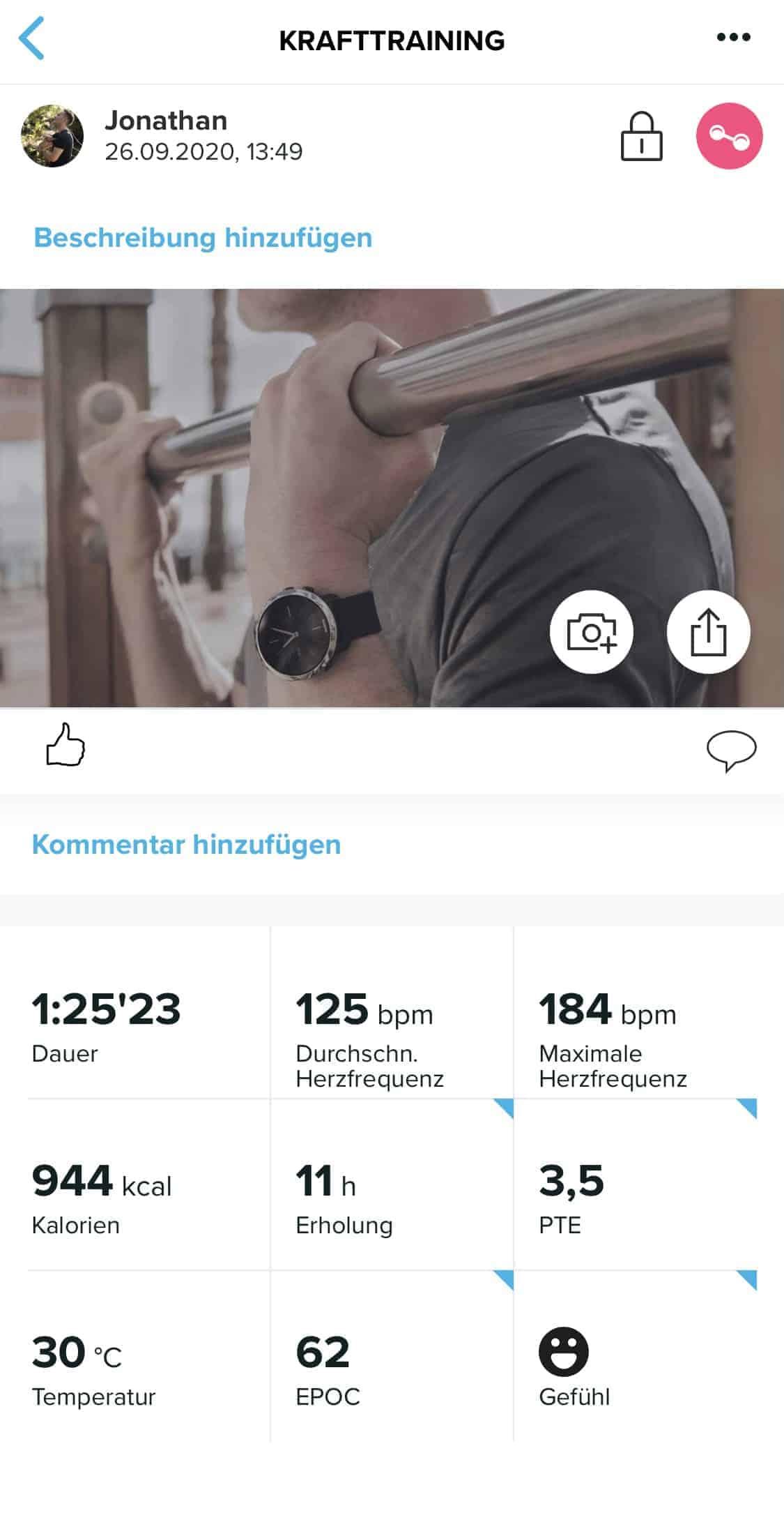 IMG 6513 - Suunto Baro 9 -die perfekte Uhr für Bergsteiger?