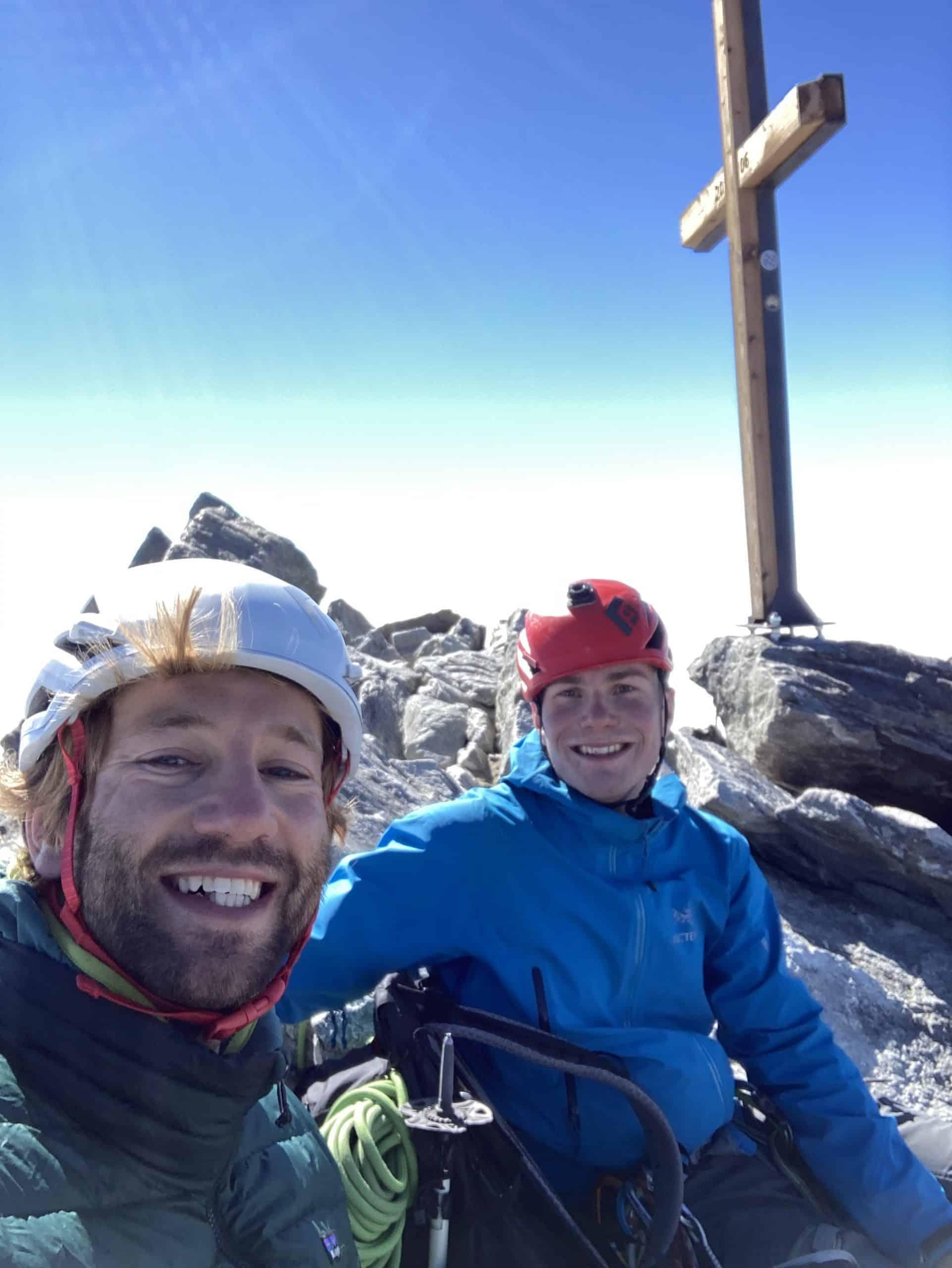 IMG 6145 1 scaled - Lagginhorn - Gipfelglück im zweiten Versuch?