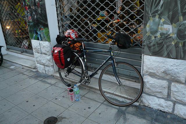 knowles new bike