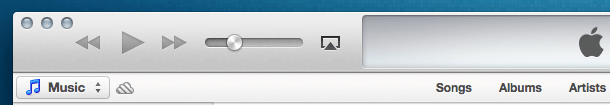 Read more about the article Cool itunes now playing notification in dock