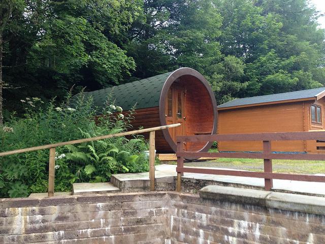 West Highland Way Day 4 - Inverarnan to Tyndrum